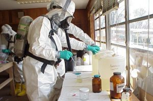 Chemical Cleanup