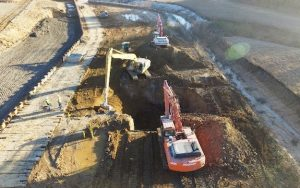 Chemical Digging Cleanup